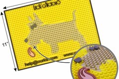 Liquidation/Wholesale Lot: Our K9 : Lick Mat – Oral Hygiene Mat – Dog Teeth Cleaning –