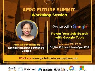 Workshop: Afro Future Summit
