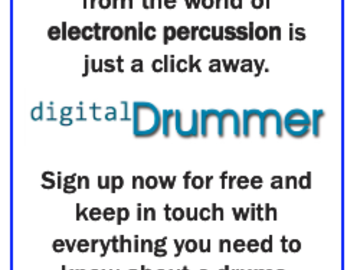 Announcement: Digital Drummer Magazine