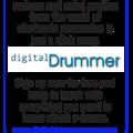 Announcement: Digital Drummer Magazine