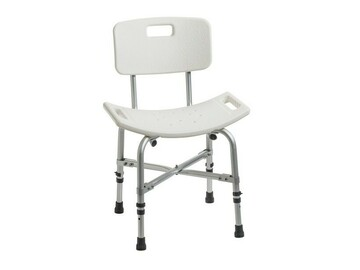 SALE: Deluxe Bariatric Shower Chair with Cross-Frame Brace
