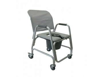 SALE: Padded Commode Shower Chair With Wheels | Buy in Toronto