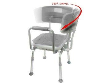 SALE: Swivel Shower Chair 2.0   Buy in Toronto   Pickup or Delivery