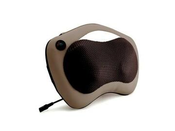 SALE: Shiatsu Back and Neck Massage Pillow with Heat