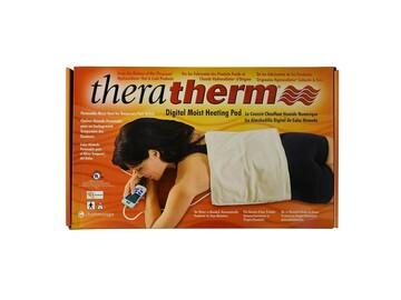 "SALE: Theratherm Digital Moist Heating Pad, Large/Standard (14"" x 27"")"