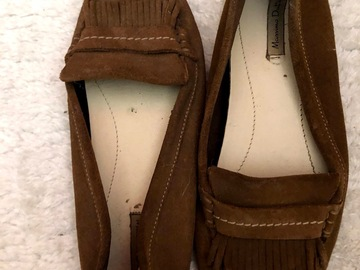 Selling with online payment: Massimo dutti moccasins