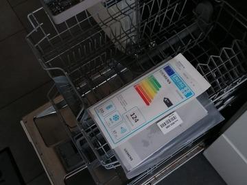 À vendre: Lave vaisselle Siemens S65M039EU encastrable