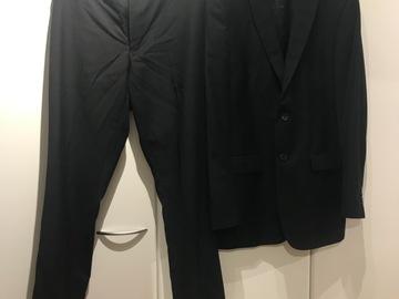 Ilmoitus: Dressmann puvun takki ja housut