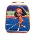 Liquidation/Wholesale Lot:  3D Insulated Tennis Lunch Bag For Kids $19.95 ret. only $3.75