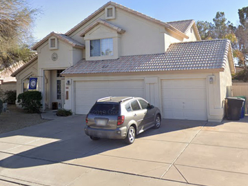 Weekly Rentals (Owner approval required): Phoenix AZ, RV Gate Parking & Standard Vehicle Parking