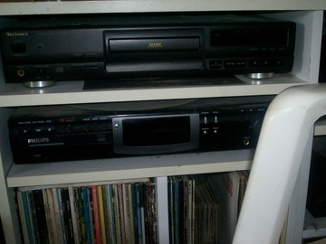 Vente: vend lecteur cd technics SL-PG 490