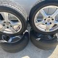 Selling: Set 18 Inch Wheel Rim Porsche Panamera 970 2010-17 *Tire Wear