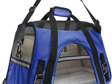 Liquidation/Wholesale Lot: Airline Approved Pet Carrier
