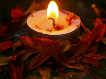 Selling: Candle Flame Reading