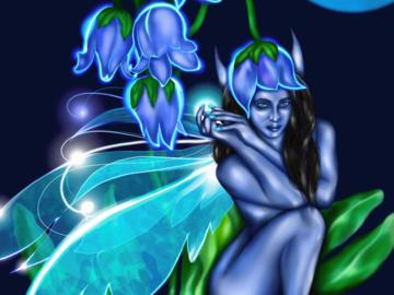 Sell Artworks: Blue Bell
