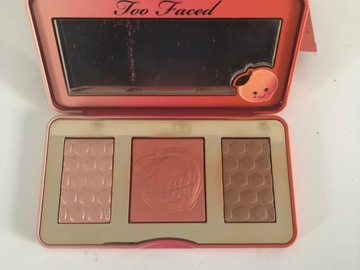 Venta: Paleta Peach Glow too faced
