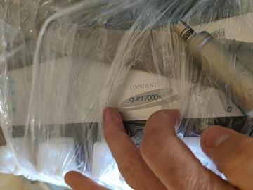 Gebruikte apparatuur: Finndent Quint 7000+ unit te koop