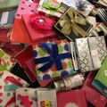 Liquidation/Wholesale Lot: Gift Boxes Bags & Tags