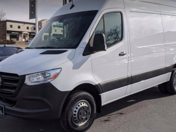 Owner/Supplier: Need Mercedes Van driven from Catonsville, MD to Reno, NV