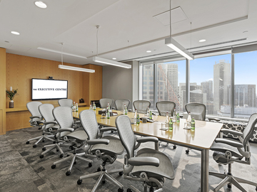 Meeting Room - bookable per hour: 12 Person Board Room in Sydney CBD