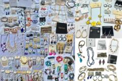 Liquidation/Wholesale Lot: $2,000.00 - 23 Different Name Brands & Designer Jewelry Lot