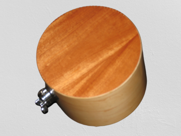 Selling with online payment: American Percussion's Hat-Box Hand Drum ( will ship )