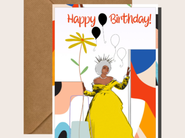For Sale: Birthday Nana - Birthday Cards