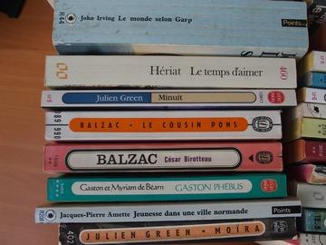Vente: livres  en tous genres au kg
