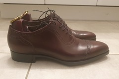 Online payment: Yeossal Oxford shoes, shoetrees included 6.5UK