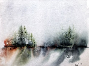Sell Artworks: Quiet Contemplation