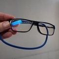Selling with online payment: SLASTIK Foldable Reading glasses... Boda frame