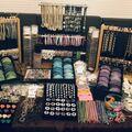 Liquidation/Wholesale Lot: (30) piece  LOT NECKLACE BRACELET Earrings