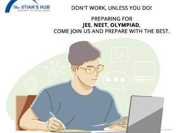 Free bike sharing: The Iitians Hub - Olympiad Coaching Institute