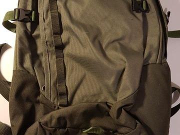 Myydään: Laptop backpack