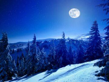 Selling: SNOW MOON - REMOVE BLOCKS & HEALING