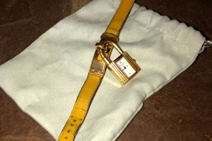 Liquidation/Wholesale Lot: Authentic Hermes Kelly lock watch