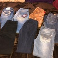 Liquidation/Wholesale Lot: Women's designer jeans mixed lot