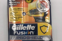 Liquidation/Wholesale Lot: 9 Gillette Fusion Proshield Razor Cartridge Refill Packs