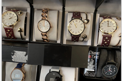 Liquidation/Wholesale Lot: 7 NIB Watches INC & Unemployed philosophers Retails $347+
