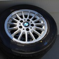 Selling: Bmw E36 wheels w Yokohama tires