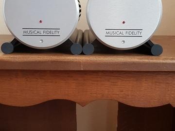 Vente: BLOCS MONO XA 200 MUSICAL FIDELITY