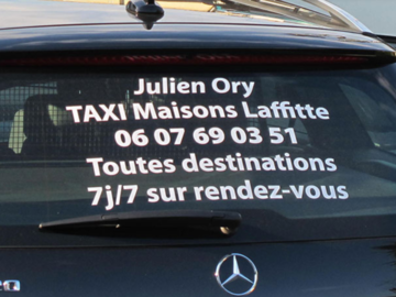 Offering: TAXIS MAISONS LAFFITTE