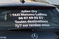 Offre: TAXIS MAISONS LAFFITTE