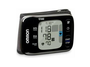 SALE: Omron 7 Series Wireless Wrist Blood Pressure Monitor