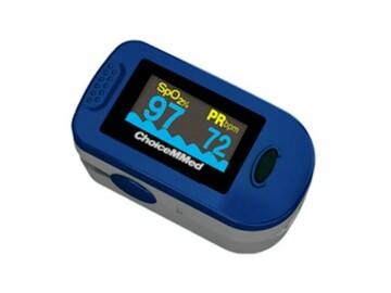 SALE: Soft Touch Finger Pulse Oximeter