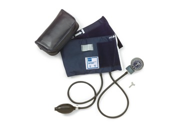 SALE: Blood Pressure Unit with Adult (S/M) Cuff and Bag