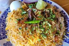 Sell with online payment: Biryani Plate