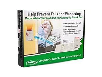 SALE: Cordless Fall Monitor System Kit