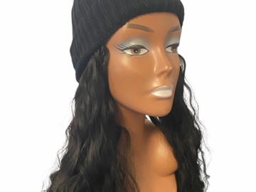 For Sale: curly beenie wig