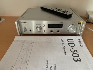 Vente: DAC TEAC UD 503
